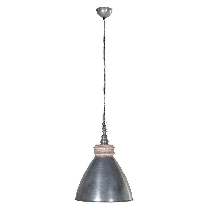 Gun Metal Pendant Light