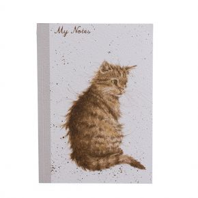 Cat Notebook - A6