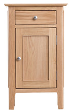 Nordic Oak Living Small Cupboard