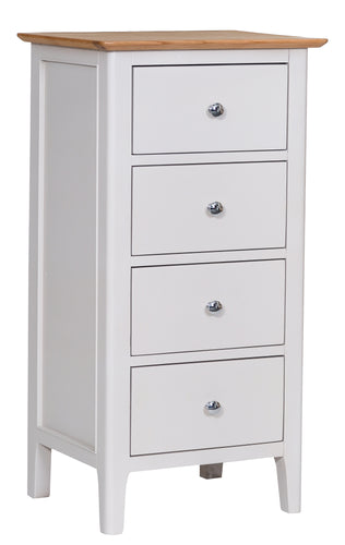 Nordic Bedroom 4 Door Narrow Chest