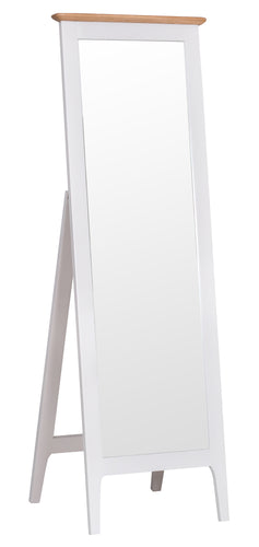 Nordic Bedroom Cheval Mirror