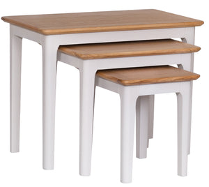 Nordic Nest of 3 Tables