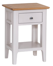 Nordic Oak Living Side Table - 2 colour options