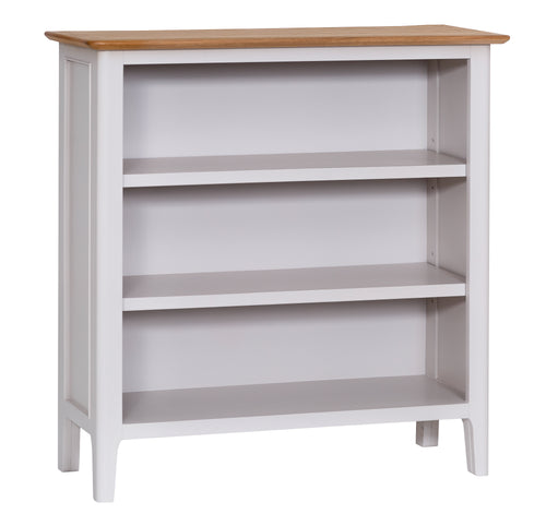 Nordic Small Wide Bookcase