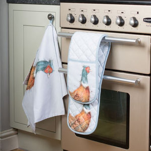 Pheasant Oven Gloves