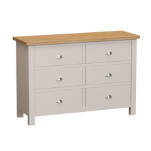 Dove 6 Drawer Chest