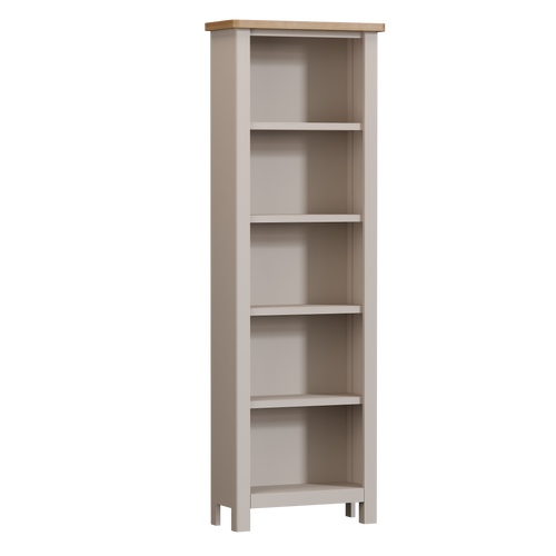 Dove Large Bookcase