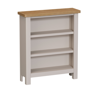 Dove Small Wide Bookcase