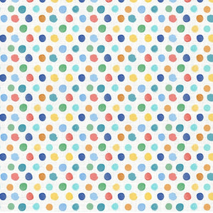 Dotty Fabric - 3 Colourways