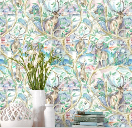 Winlater Teal Wallpaper - 1 Colour