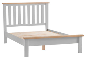 Thornby 6'0 Bed - in White or Grey
