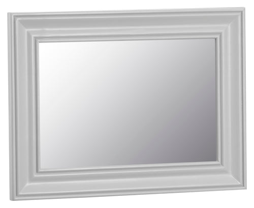 Thornby Small Wall Mirror - in White or Grey