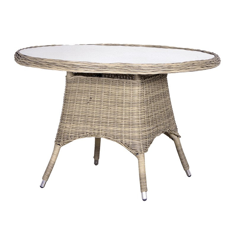 The Orlando Rattan Table -  SUMMER-SALE