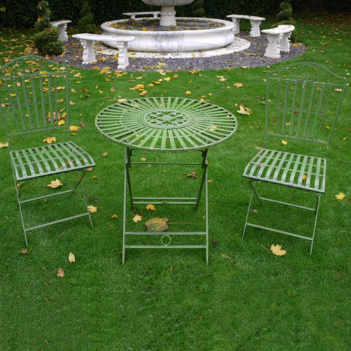 The Dahlia Bistro Set with 2 x chairs