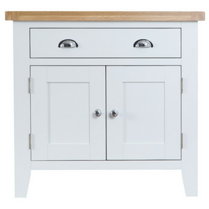 Thornby Small Sideboard in Grey or White