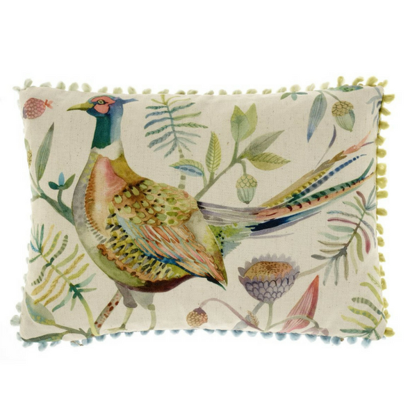Autumn Pheasant Cushion