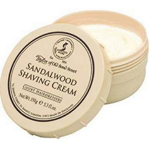 Men's Sandalwood Shaving Cream