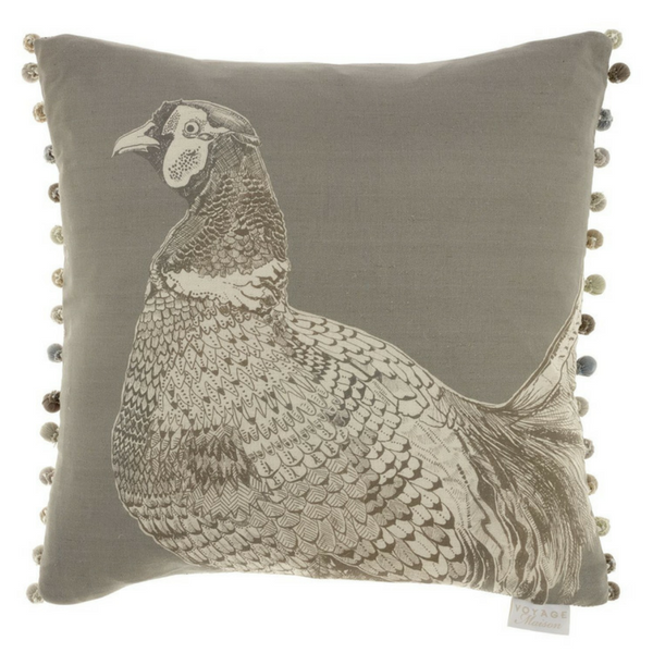Game Pheasant Cushion