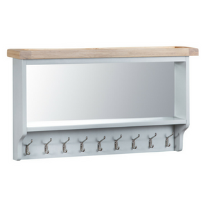 Thornby Large Hall Bench Top in Grey or White