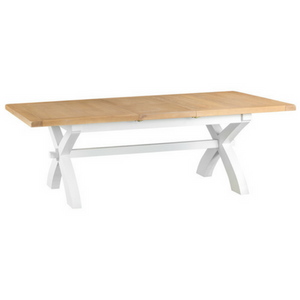 Dining Table White Oak Wood