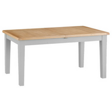 Thornby 1.6m Butterfly Extending Table in Grey or White