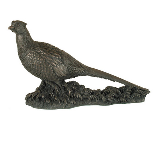 Pheasant - Bronze Resin