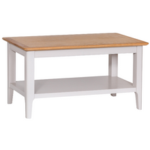 Nordic Coffee Table - Oak or Painted