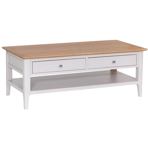 Nordic Large Coffee Table - Oak or Painted