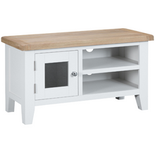Thornby Standard TV Unit in Grey or White