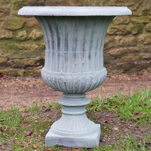 Cast Iron Urn - Outdoor