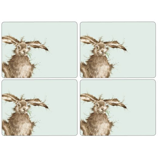 Hare Placemats