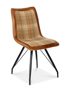 Fabric/Leather Dining Chair 2