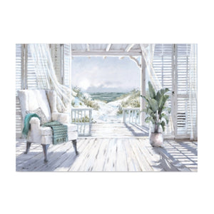 Beach Whispers Canvas