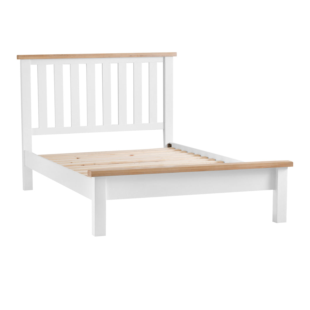 Thornby Bed - in White or Grey