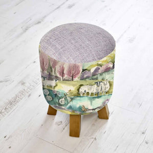 Summer footstool