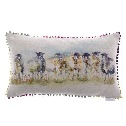 Voyage Comeby Linen Cushion