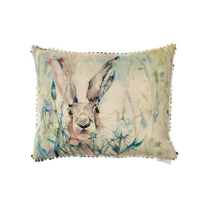 Jack Rabbit cushion