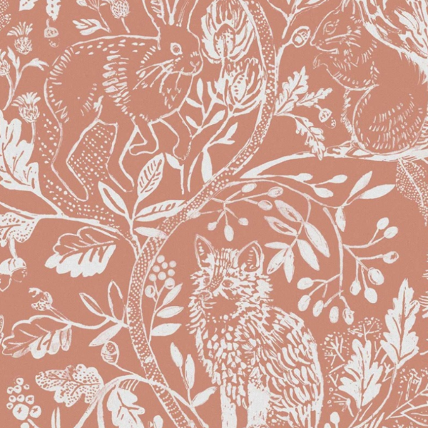 Cademuir Colours Wallpaper - 4 Colours
