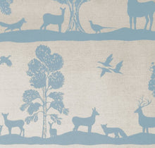 Cairngorms Azure Wallpaper - 5 Colours