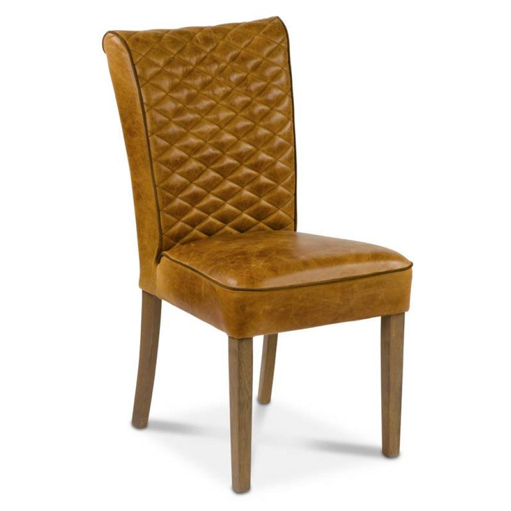 Fabric/Leather Dining Chair 4