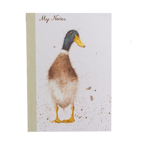 Guard Duck Notebook - A6