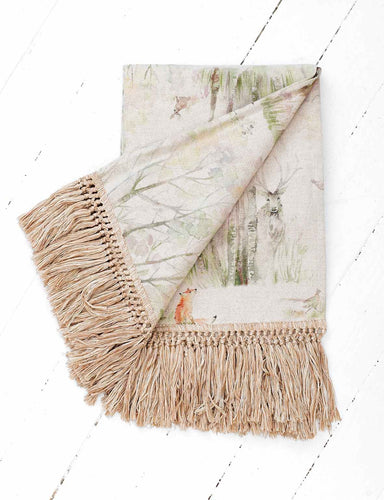 Voyage Enchanted Forest Throw