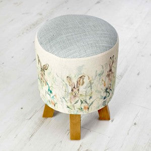 Jack Rabbit Footstool