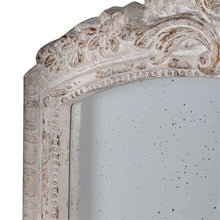 Distressed Arch Top Mirror