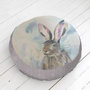 Harriet Hare Floor Cushion