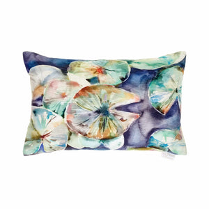 Voyage Lily Pad Fig Cushion