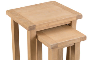 Londesborough Nest of 2 Tables