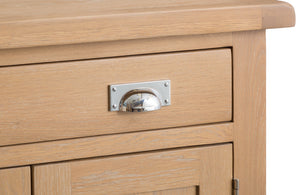 Londesborough Small 2 Door 1 Drawer Sideboard