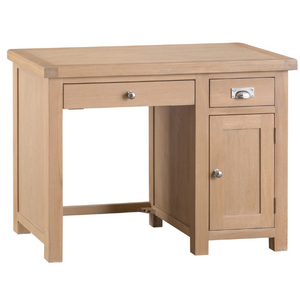 Londesborough Oak Single Computer Desk