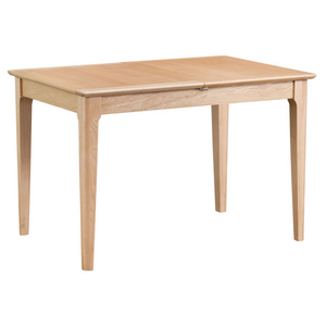 Nordic Oak Living 1.2m Butterfly Extending Table